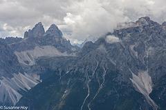 Die Drei Zinnen - Tre Cime di Lavaredo - The Three Peaks (PiP)