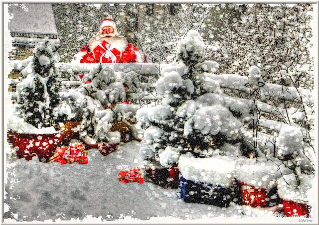 St. Nicholas ante portas... ©UdoSm