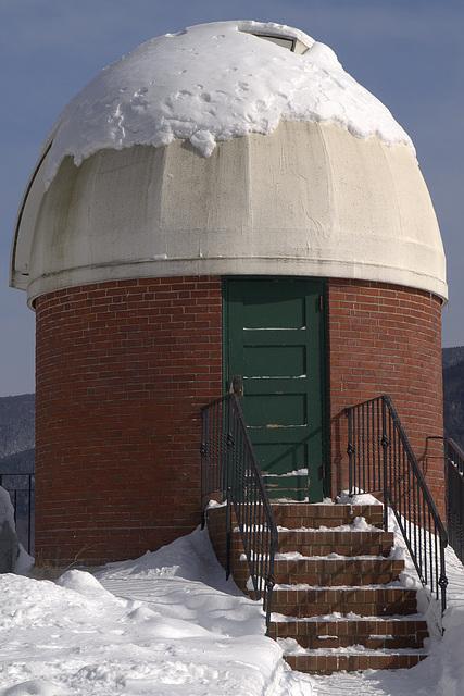 Observatory at Hildene