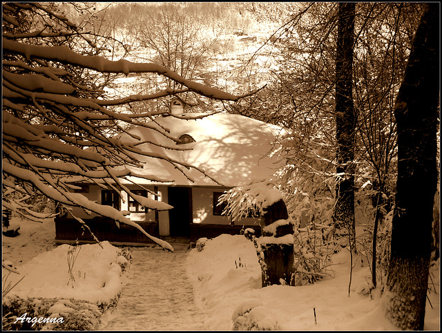 Memories of another winter