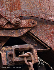 rusty details
