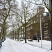 Snow on the Langegracht