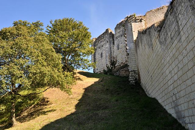 Château de Montoire-sur-le-Loir - Loir-et-Cher