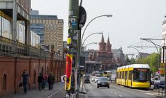Berlin Warschauer Straße trolley/bridge/Universal (#2585)