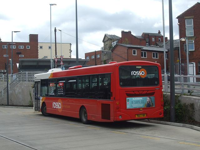 DSCF0502 Rosso (Rossendale Transport) YN57 FWK