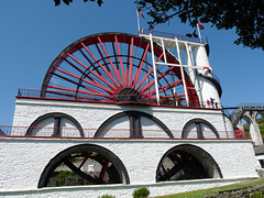 The Laxey Wheel ('Lady Isabella')