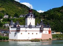 DE - Kaub - Burg Pfalzgrafenstein