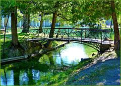 Briançon : le park de la Schappe