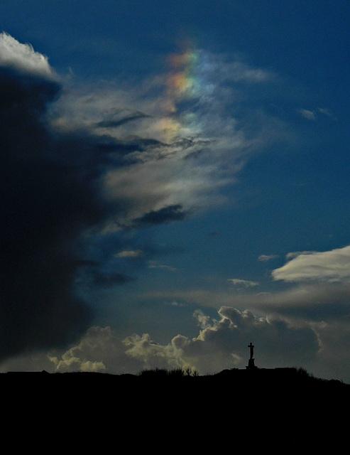 le ciel nous en fait voir de toutes les couleurs,