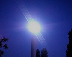 All light spreads without a destiny