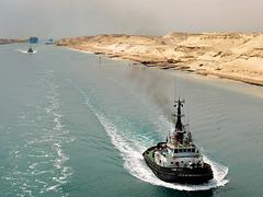 Navigando Suez  -  HFF!
