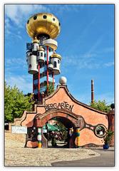 Hundertwasser-Kuchlbauer-Turm, Abensberg