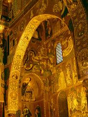 from the Cappella Palatina, Palermo