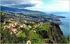 Funchal : la città inquadrata da Cabo Girao
