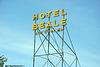 AZ hotel beale sign kingman 05'18