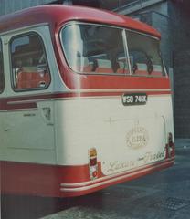 Western SMT WSD 746K in Manchester - Aug 1973