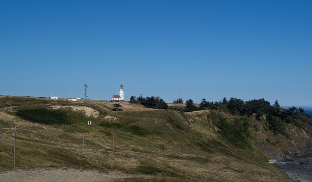 Cape Blanco lighthouse (#1075)