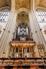 Bath Cathedral - 20160324