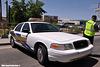 AZ kingman volunteer police ford crown vic us66 fun run kingman az 05'18