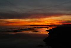 Monte Gordo, Sunset