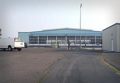 Hangar, Klamath Regional Airport