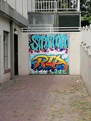 Strathcona Graffiti