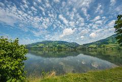 Au bord du lac de Lauerz...