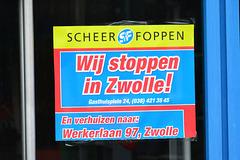 Zwolle 2016 – We stop in Zwolle!