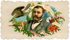 Ulysses S. Grant Calling Card