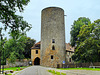 Rabenstein (Fläming), Tor und Bergfried