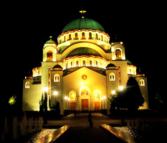 Храм Светог Саве у Београду