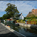 Osney Lock on the Thames