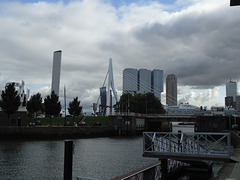 Stadthafen von Rotterdam