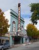 Dunsmuir, CA theatre (1101)