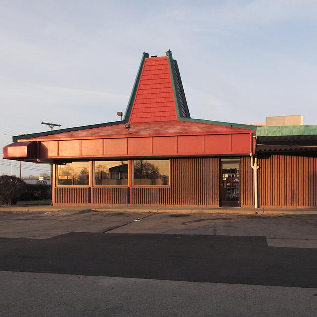 A restaurant!