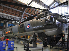 RAF Belvedere helicopter.