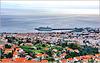 Funchal : la giornata a Madeira sta per finire, tra poco Costa Serena parte per il Brasile.