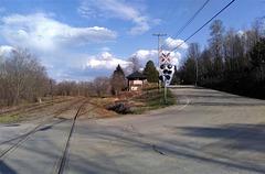 Route vers le Vermont interdit....