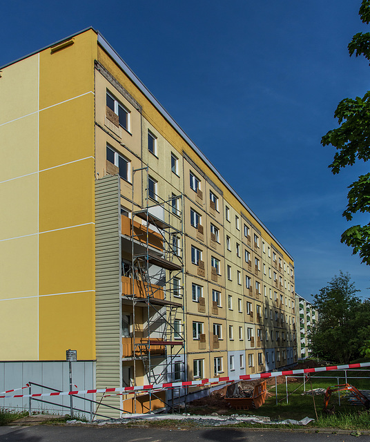 (168/365) Gebäudesanierung