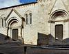 San Quirico d'Orcia - Santi Quirico e Giulitta