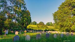 A Country Churchyard, HFF