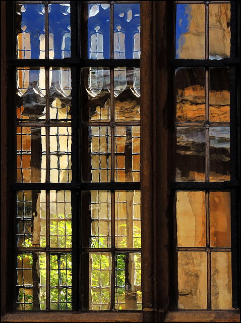 """Thru' The Window Of My Mind"""