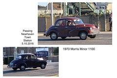 1970 Morris Minor 1100 Newhaven 5 10 2016