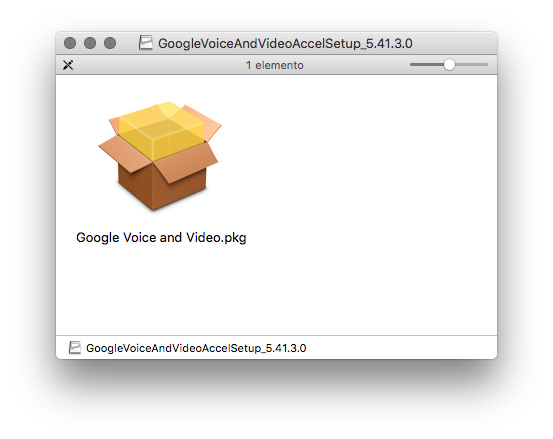 Google Voice-and-Video Plugin installation