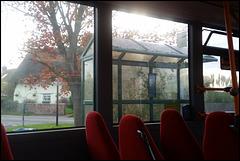 Lamb bus stop