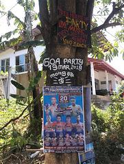 Goa party