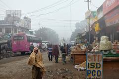 Streetlife in Rewari