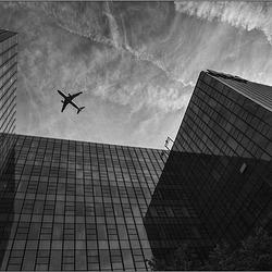 Frankfurt Flughafen.