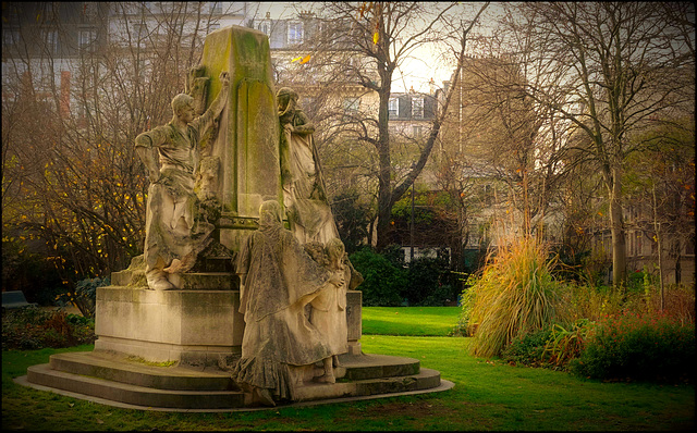 Square Claude Nicolas Ledoux