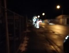 Back Street Defocus